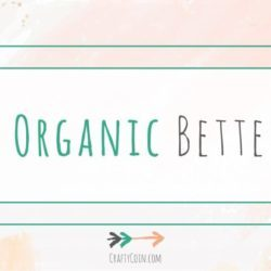 Is Organic Better?