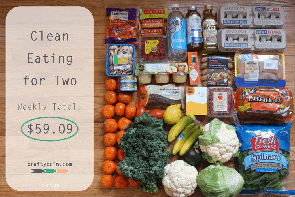Clean Eating for Two $59.09 1.25.15 (2)