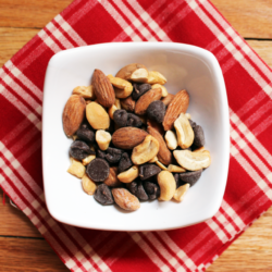 Cheap Homemade Trail Mix – $.46 per serving