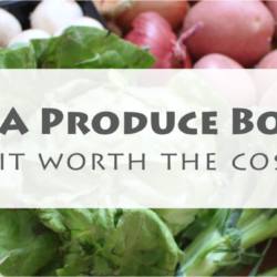 CSA Produce Box: Is It Worth the Cost?
