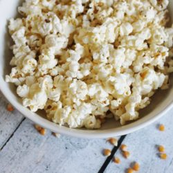 Homemade Microwave Popcorn – $.06 per serving