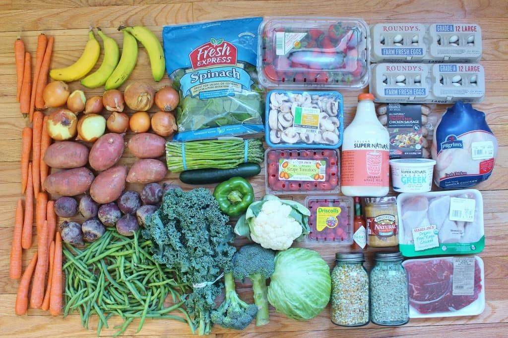 Weekly Grocery Haul 3.29.15