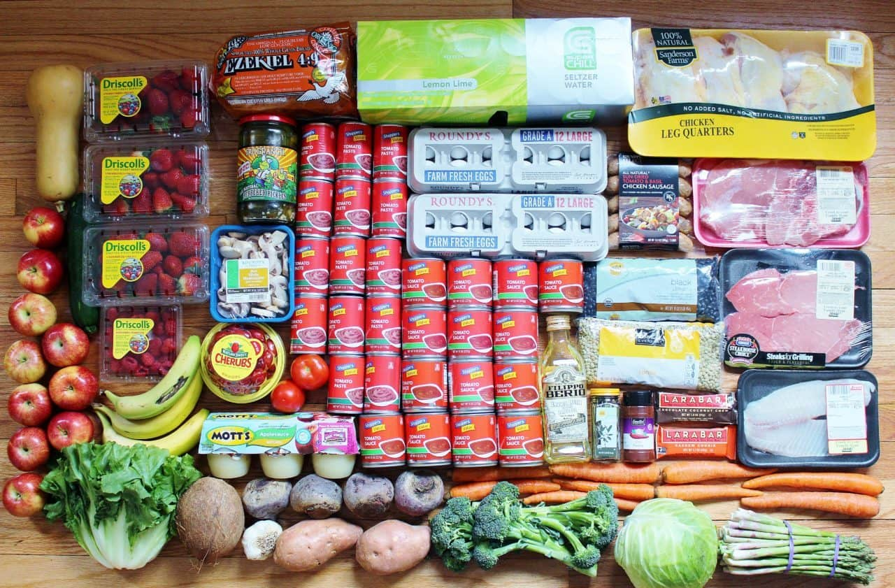Stock Up Saturday: Weekly Grocery Haul 3/8/15 - Crafty Coin