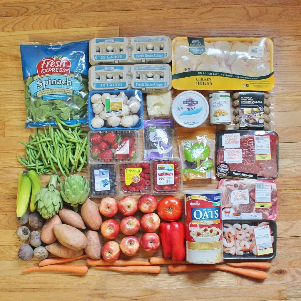 Real Food Grocery Haul - Week of 4.19.15
