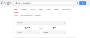 Google Measurement Conversions