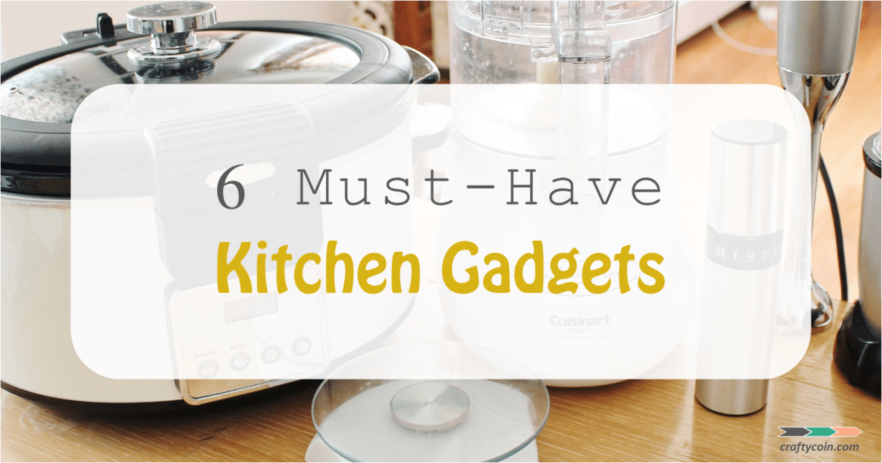 Top 6 Best Kitchen Gadgets For Home Cooks On A Tight Budget Crafty Coin