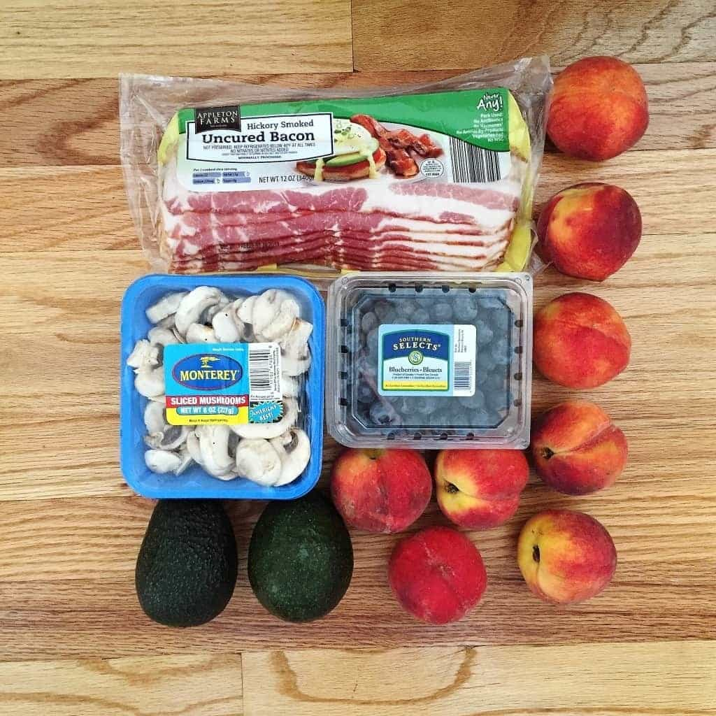 Aldi Grocery Haul July 2015