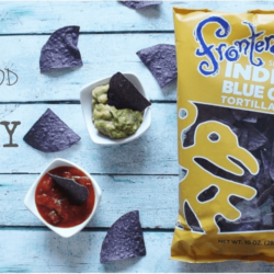 Favorite Food Friday: Frontera Blue Corn Tortilla Chips