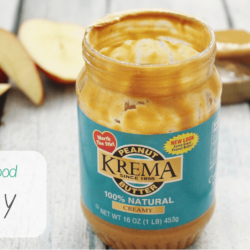 Favorite Food Friday: Krema Natural Peanut Butter