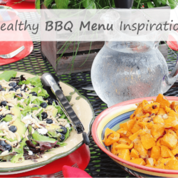 Healthy BBQ Menu Inspiration