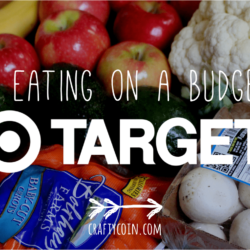 Clean Eating on a Budget at Target