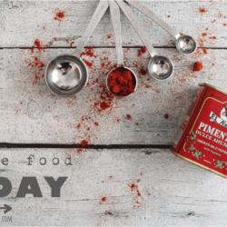 Favorite Food Friday: Smoked Paprika