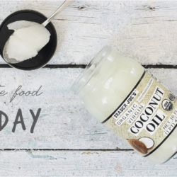 Favorite Food Friday: Trader Joe's Coconut Oil