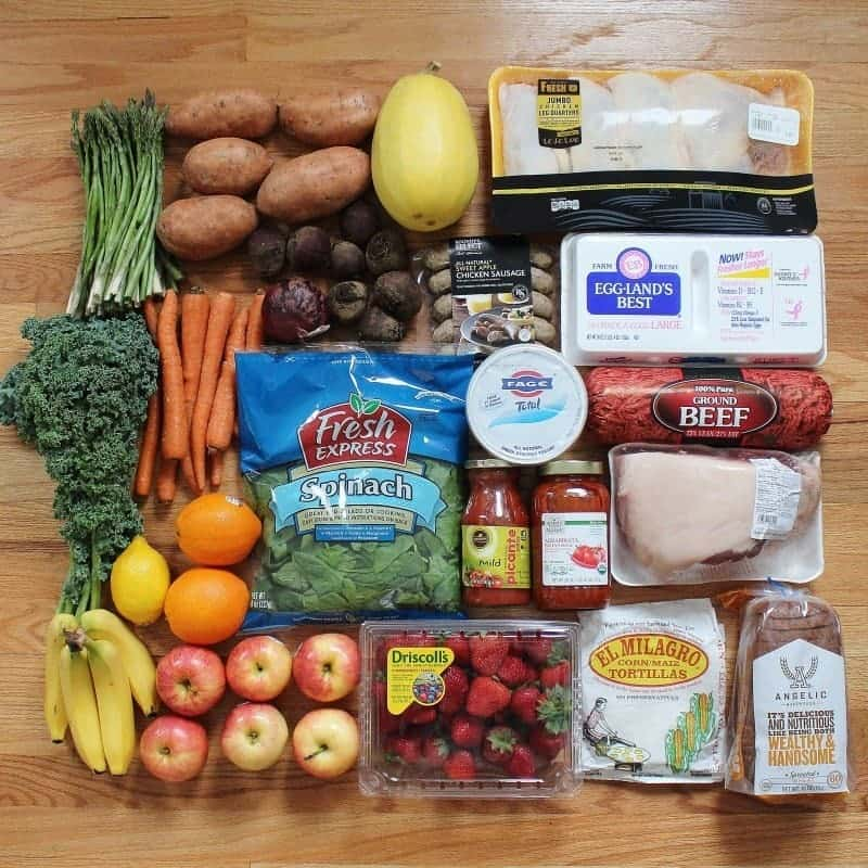 20 Minute Grocery Haul 9.27.15