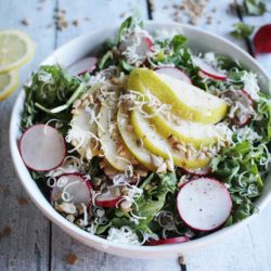 Crunchy Arugula & Pear Salad – $1.38 per serving