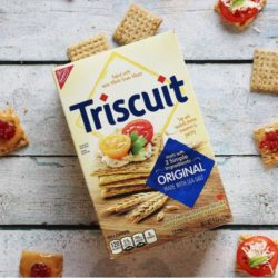 Favorite Food Friday: Triscuit Crackers