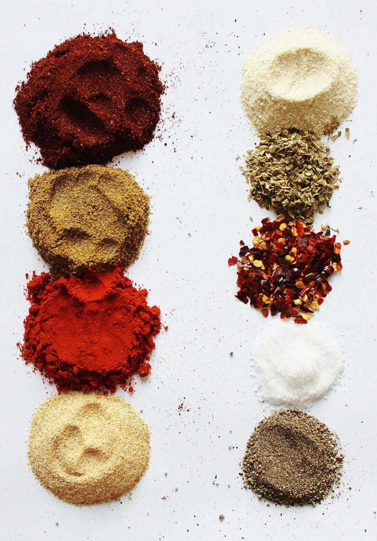 Homemade Taco Seasoning - Clean & Quick! No weird ingredients and ready in just minutes.
