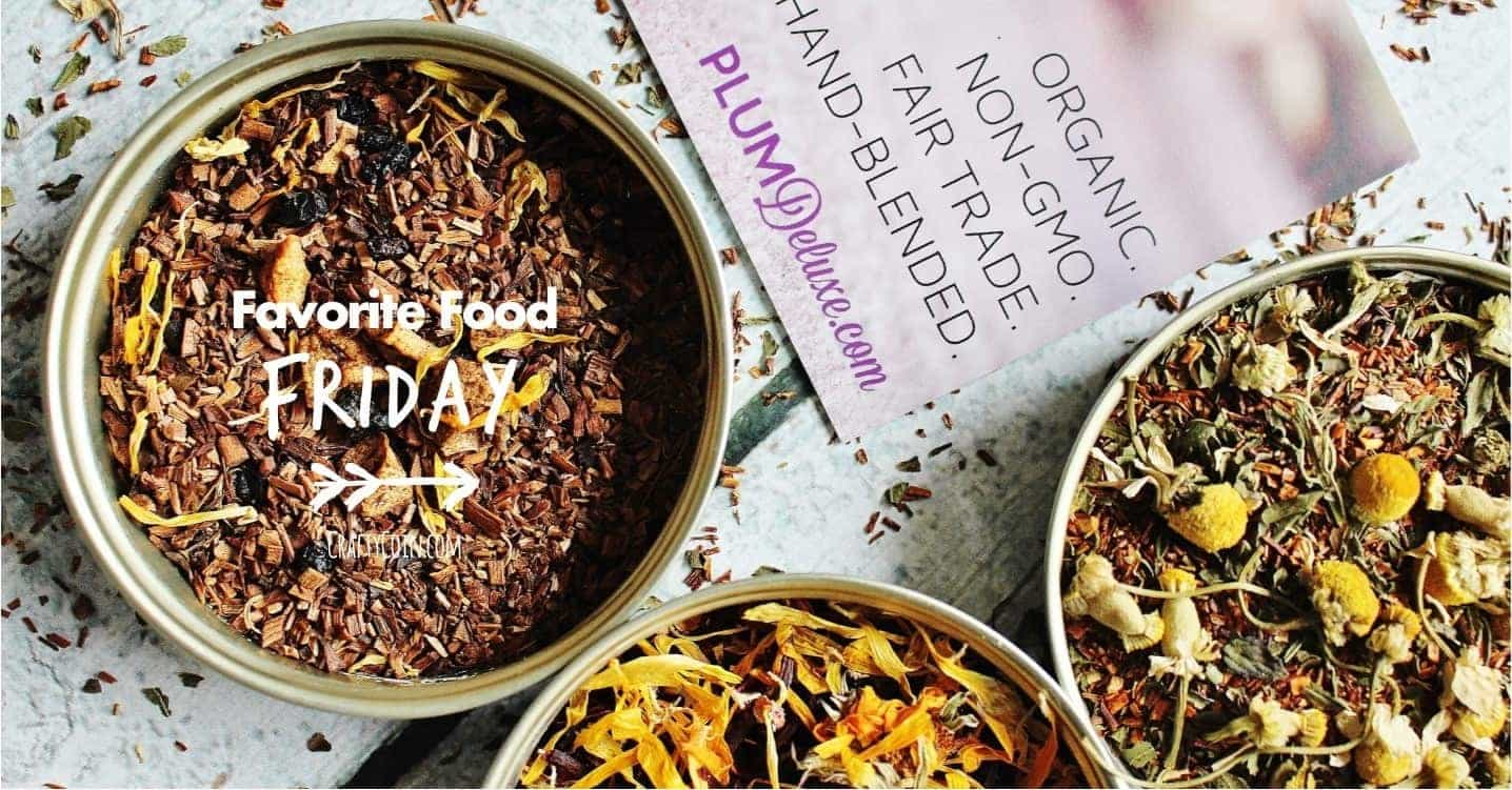 Favorite Food Friday: Plum Deluxe Loose Leaf Tea
