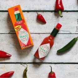 Favorite Food Friday: Tabasco Hot Sauce