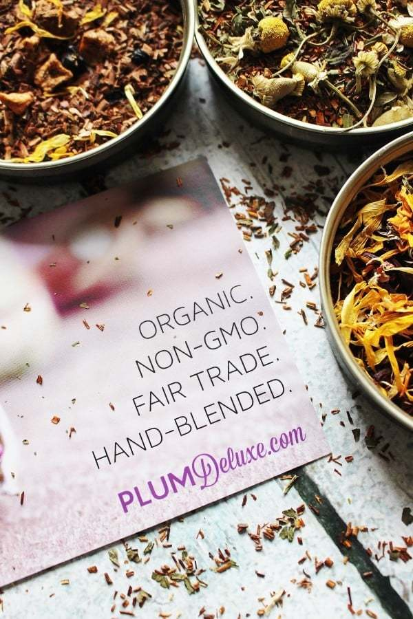Plum Deluxe Loose Leaf Tea (4)