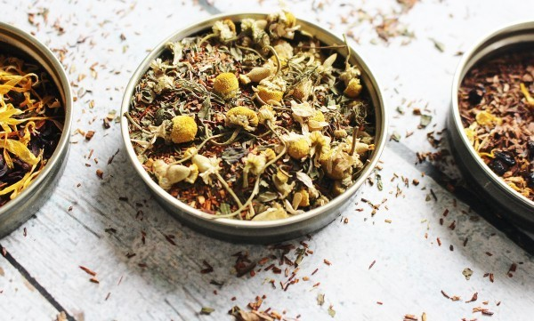 Plum Deluxe Loose Leaf Tea