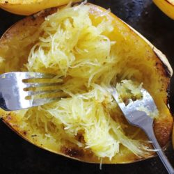 Veggie Packed Spaghetti Squash & Meat Ragu – $2.13 per serving