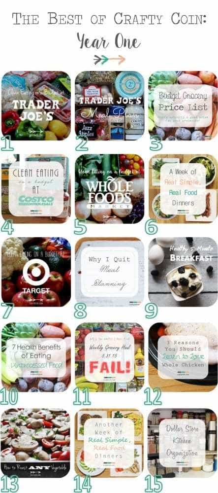 Happy Blogiversary to Me! A Year in Review | Crafty Coin