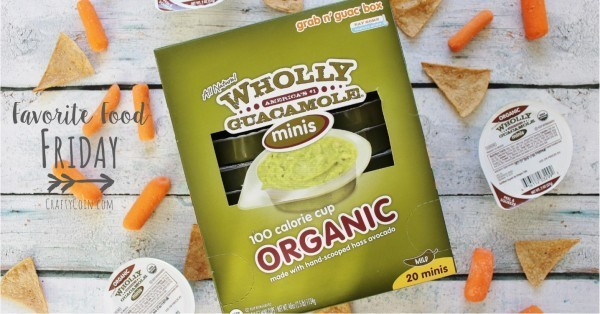 Favorite Food Friday: Wholly Guacamole Minis