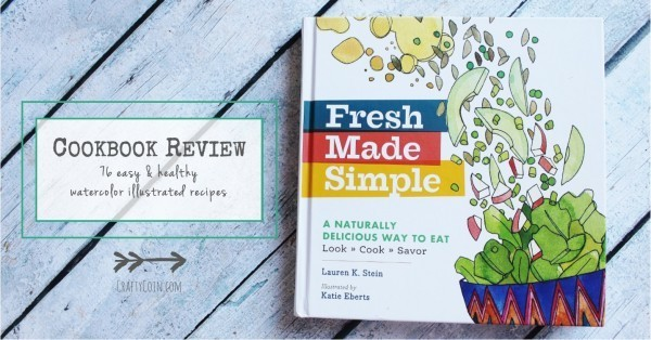 Cookbook Review Fresh Made Simple