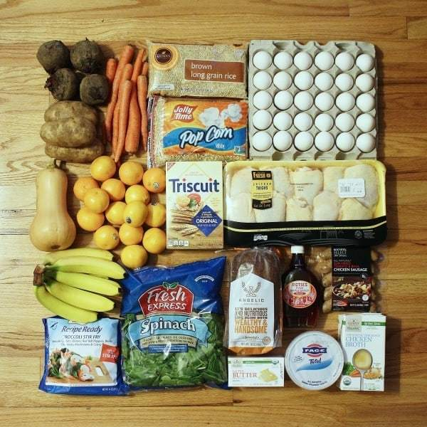 Grocery Haul 11.8.15