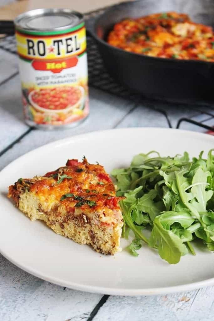One Pan Mexican Frittata (2)