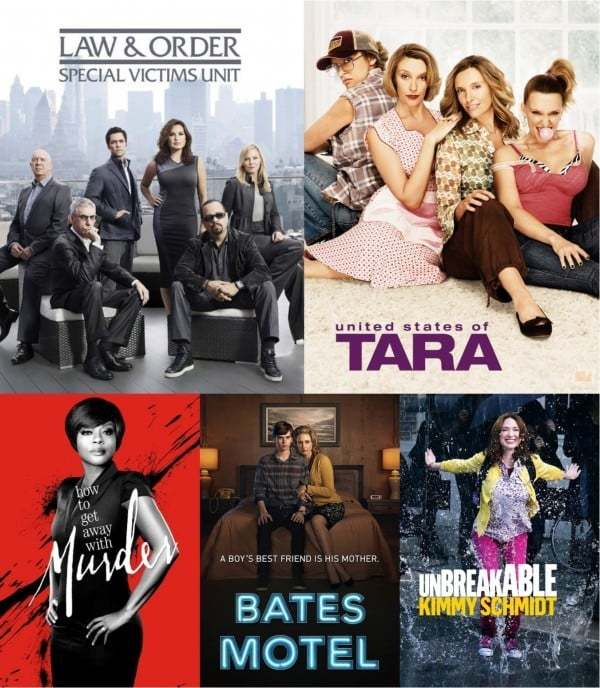 Our Favorite TV Shows on Netflix to Binge Together