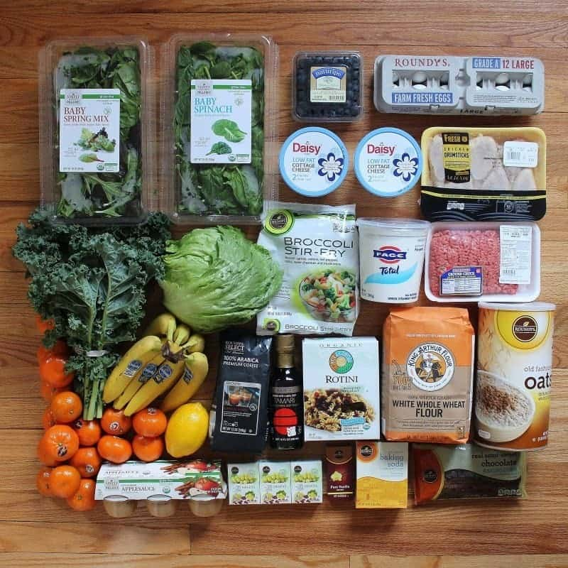Mariano's Grocery Haul 1.24.16
