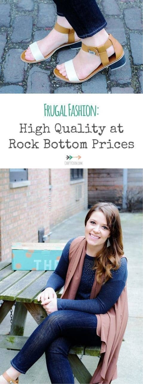 thredUP: High Quality Fashion at Frugal Prices