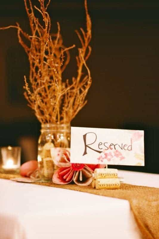 Wedding Reception on a Budget - under $2400 for 150 guests