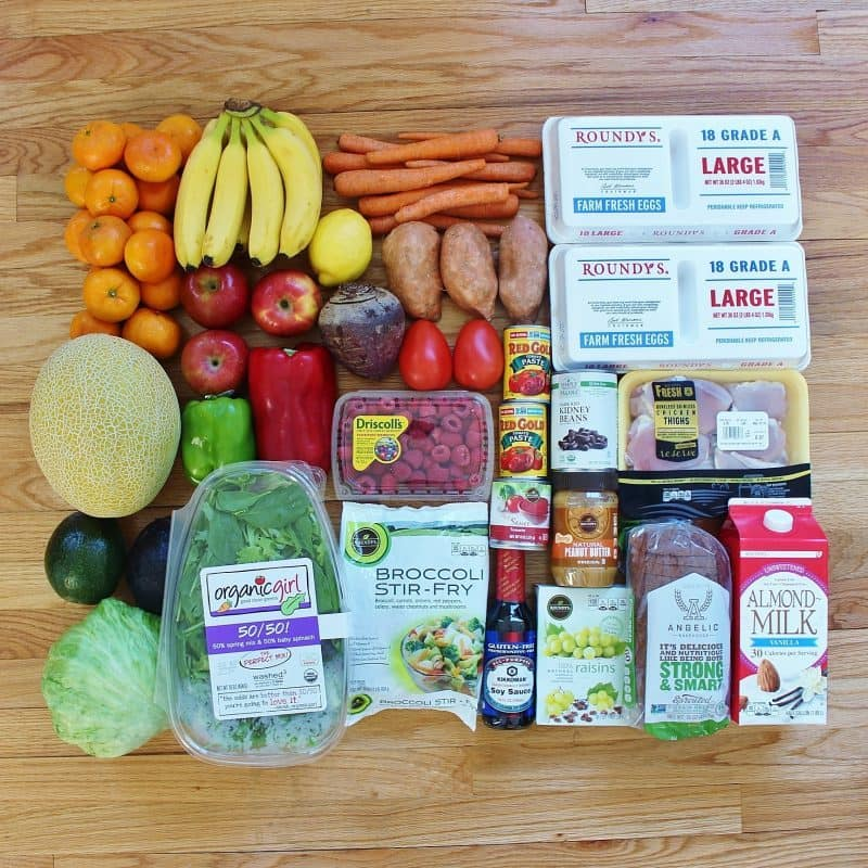 Weekly Grocery Haul 5.1.16