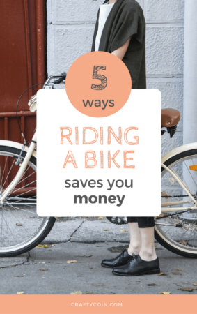 Not only is bicycling healthy, but did you know that riding a bike also saves you money? Learn the 5 ways here.