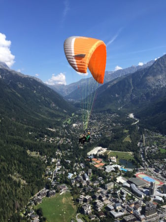 paragliding-in-chamonix-france