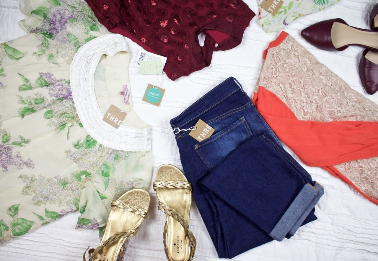 Amazing clothes deals from thredUP